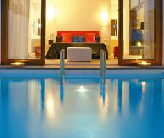 Bedroom With Pool   Google Search
