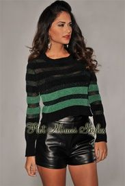 A large selection of cute, affordable tops from Hot Miami Styles. Tops for the beach, sexy nightclub tops and the latest celebrity-inspired fashion. Clubwear Tops, Corset Shirt, Leopard Shirt, Club Tops, Hot Miami Styles, Sexy Shirts, Cropped Sweater, Sweaters For Women, Clothes For Women