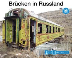 Brücken in Russland - Funny Russian Fail