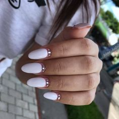 Save so as not to lose. How To Do Nails, Fun Nails, Gorgeous Nails, Amazing Nails, Almond Nails, Nail Art Designs, Beauty, Instagram, Oval Shape