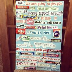 I think Hailey would love doing this for her fathers bday. it would of been cute but her and i had a crafty plan for her to do already so fathers day or heck anybody for a special day.