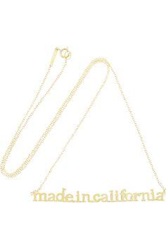 Shop now: Jennifer Meyer necklace