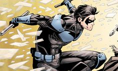 Convergence: Nightwing\Oracle #01