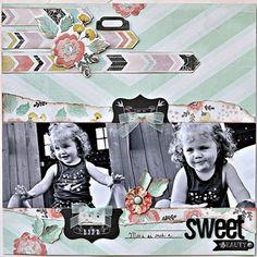 Sweet Sept Main Chalkboard kit - Scrapbook.com
