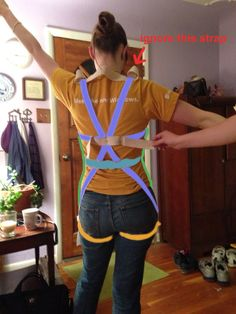 Wing Harness on Hika