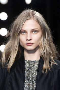 Hottest Fall Hairstyles 2014 - The Fall 2014 Hair Trend Report - Harper's BAZAAR - Isabel Marant