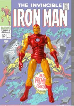 Resenhas de Marte: Homem de Ferro - Iron Man 2 - #26 comic Series Hasbro