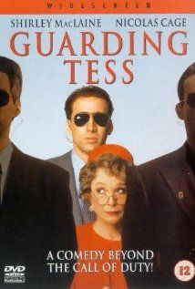 I'd watch a movie featuring Shirley MacLaine reading the phone book. But Guarding Tess also stars Nicholas Cage, which is the icing on the cake. This is a great movie.
