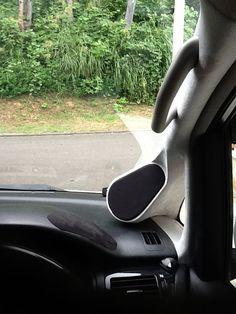 Show off your midrange/tweet a-pillars! - Page 17 - Car Audio | DiyMobileAudio.com | Car Stereo Forum