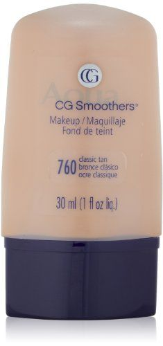 CoverGirl Smoothers Liquid Make Up Classic Tan 760  1Ounce Packages Pack of 2 * You can get more details by clicking on the makeup sets. Cover Girl, No Foundation Makeup, Beige, Packaging, Beauty Care, Taupe, Wrapping, Ash Beige