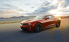 Camaro ZL1 is freaking lighting up the sports car world. It won't beat the Boss or gT500 for me, but it's the first Camaro to come close. 580 HP, 180 top speed.