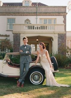 30 Cool Vintage Groom Outfits