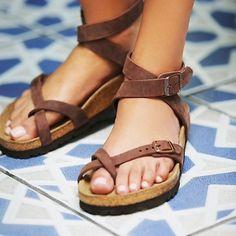 1e1b8697bbce Yara Birkenstock sandals sold out at Free People! Yara Birkenstock