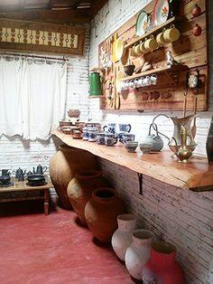 Antigos vasos nordestinos e decoraçao mineira