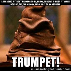The Music Sorting Hat