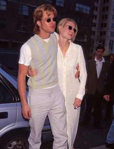 Brad Pitt and Gwyneth Paltrow were engaged for six months but called the union off in 1997 | See more shocking stars who dated