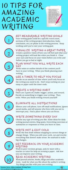 10 Terrific Tips to Turn You Into A Great Academic Writer Learn 10 tips that will elevate your academic writing. See how much your essays and research papers and writing improve with even a few of these tips. Academic Essay Writing, Best Essay Writing Service, Academic Writing Services, Academic Writers, Research Writing, Paper Writing Service, Thesis Writing, Writing Goals, Dissertation Writing