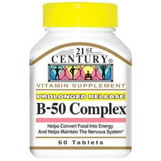 21st Century, B-50複合体, 60錠