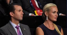 Vanessa Trump wife of Donald Trump Jr. taken to hospital after opening envelope with suspicious substance