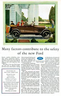 1929 Ford Brochure #Jimmy Granger Ford, New Car, New Truck, New SUV, Shreveport…
