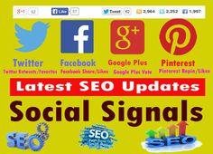 #Social Signals