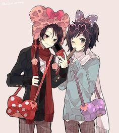 沖田組in Disney