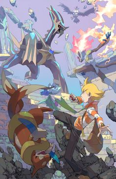 Pokemon General Thread Games, Anime, Manga, and the Bighuge Stuff the Fans Do. Pokemon Pearl, Pokemon Luna, Pokemon Fan Art, Pokemon Games, Pokemon Fusion, Kalos Pokemon, Lucario Pokemon, Cool Pokemon Wallpapers, Cute Pokemon Wallpaper