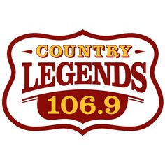 favorite radio station, country legends 106.9 out of Topeka Kansas. I listen to them through thier free iphone app
