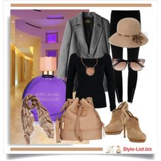 Winter Outfit by http://style-list.biz  Join us on Facebook to get updates: https://www.facebook.com/stylelist.biz  Style, Fashion and Shopping Guide