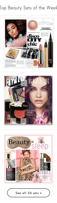 """""""Top Beauty Sets of the Week"""" by polyvore ❤ liked on Polyvore featuring beauty, Herbivore, MAC Cosmetics, Trish McEvoy, LORAC, Yves Saint Laurent, JINsoon, Inez & Vinoodh, Christian Dior and OTIS BATTERBEE"""
