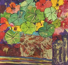 Sunset - Barbara Doncaster - Watercolor Artist