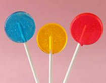 Prep Time: 5 minutes  Cook Time: 15 minutes  Total Time: 20 minutes  Ingredients:        1 cup sugar      ½ cup light corn syrup      ¼ cup water      1-1/2 tsp extract of your choice (vanilla, mint, cinnamon, coconut, etc)      Food coloring (optional)      Lollipop molds and sticks