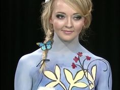 Body Painters Mythica from Skin Wars, Sophia Rose and Sam Speigel talk t...