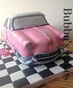 I you for your Pink Cadillac Cake... | Worleygig.com ...