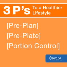Find out how these three P's will aid you in a healthier lifestyle. #healthtips   http://scrubbing.in