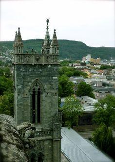 A Gargoyle's Eye View, Trondheim