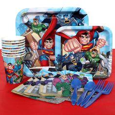 DC Super Friends Fun Pack for 8