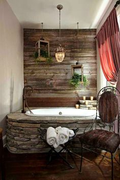 Hometalk | I need opinions for our rustic cottage bathroom!