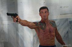 """Sylvester Stallone (""""Jimmy Bobo"""") auf dem Weg zu Gerechtigkeit und Vergeltung - Ab 7. März 2013 im Kino!"""