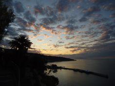 Sunset in Sorrento  (A. Carman)