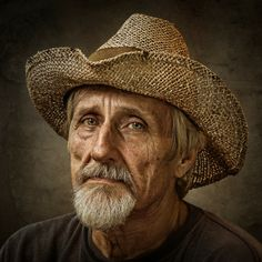 As old as his hat by Harald Ferber on 500px