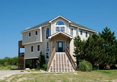 Our vaca home for  2014 !!!   Twiddy Outer Banks Vacation Home - Whale Rested - Corolla - Oceanfront - 5 Bedrooms