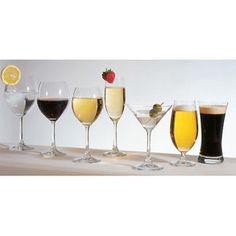 Bundle-35 TenStrawberryStreet Durobor Regina 15 oz. Red Wine Glass (Set of 6)
