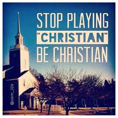 It would be great if Christians would just do this.  The Word of God would spread like a wildfire.