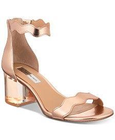 Pink Sandals High Heels - Macy's