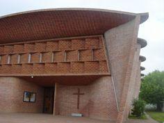 Church in Atlantida