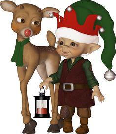 25 Days Of Christmas, Christmas Fairy, Christmas Clipart, Christmas Cross, Elf Christmas Decorations, Advent, Elf Doll, Christmas Characters, Tooth Fairy