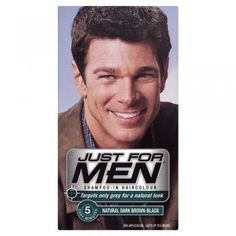 Just For Men Brush In Colour Gel Dark Brown (M45) Facial Hair Colour   £6.80 (FREE UK Delivery)  http://www.123hairandbeauty.co.uk/hair-products-c1/mens-c8/just-for-men-just-for-men-brush-in-colour-gel-med-dark-brown-m40-facial-hair-colour-p537