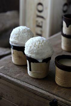 Helado de Baileys :: Baileys zmrzlina