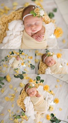 Inspiration For New Born Baby Photography : Heidi Hope - Photography Magazine